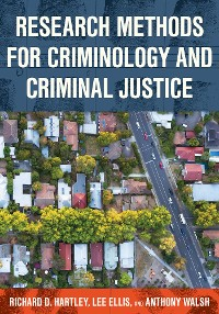 Cover Research Methods for Criminology and Criminal Justice