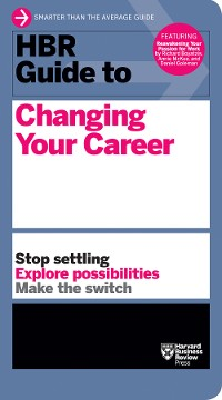 Cover HBR Guide to Changing Your Career