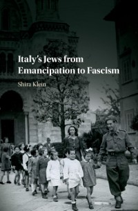 Cover Italy's Jews from Emancipation to Fascism