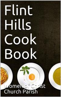 Cover Flint Hills Cook Book