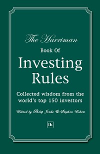 Cover The Harriman Book Of Investing Rules