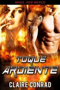 Cover Toque ardiente
