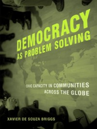 Cover Democracy as Problem Solving