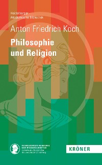 Cover Philosophie und Religon