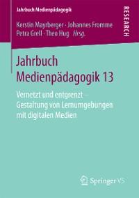 Cover Jahrbuch Medienpädagogik 13