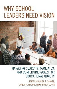 Cover Why School Leaders Need Vision