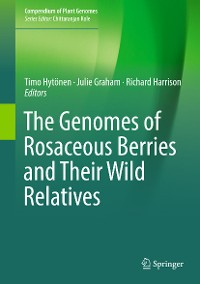Cover The Genomes of Rosaceous Berries and Their Wild Relatives