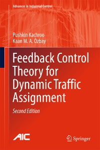 Cover Feedback Control Theory for Dynamic Traffic Assignment