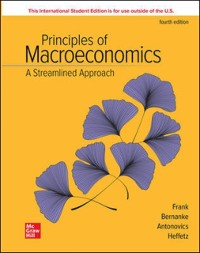 Cover ISE eBook Online Access For Principles of Macroeconomics, A Streamlined Approach