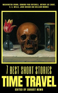 Cover 7 best short stories - Time Travel