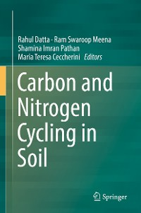 Cover Carbon and Nitrogen Cycling in Soil