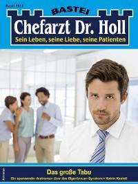 Cover Dr. Holl 1912 - Arztroman