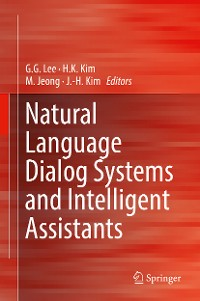 Cover Natural Language Dialog Systems and Intelligent Assistants