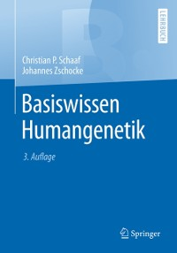 Cover Basiswissen Humangenetik