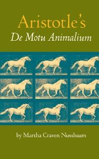 Cover Aristotle's De Motu Animalium