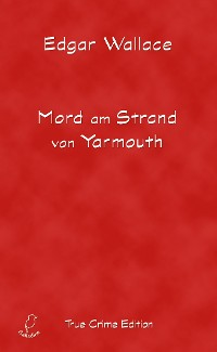 Cover Mord am Strand von Yarmouth