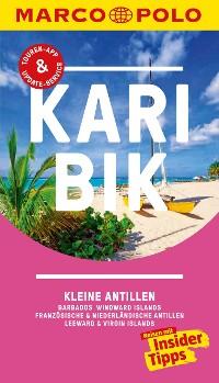 Cover MARCO POLO Reiseführer Karibik, Kleine Antillen - Barbados, Windward Islands