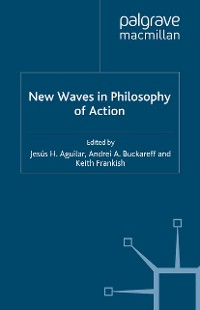 Cover New Waves in Philosophy of Action