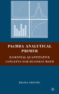 Cover PreMBA Analytical Primer