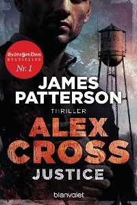 Cover Justice - Alex Cross 22