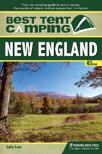 Cover Best Tent Camping: New England