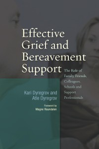 Cover Effective Grief and Bereavement Support