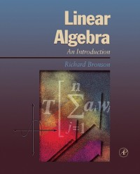 Cover Linear Algebra