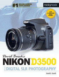 Cover David Busch's Nikon D3500 Guide to Digital SLR Photography