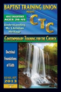 Cover    3rd Quarter 2013 Adult Enlightener