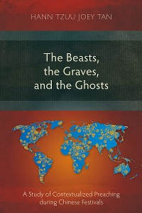 Cover The Beasts, the Graves, and the Ghosts