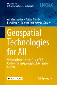 Cover Geospatial Technologies for All