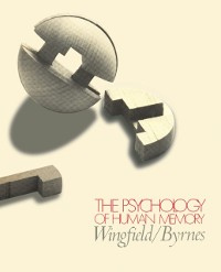 Cover Psychology of Human Memory