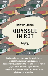 Cover Odyssee in Rot