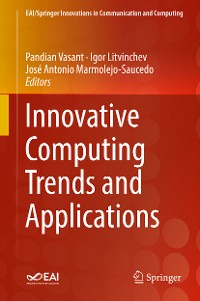 Cover Innovative Computing Trends and Applications