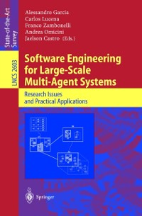 Cover Software Engineering for Large-Scale Multi-Agent Systems