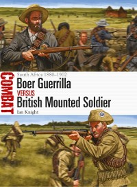 Cover Boer Guerrilla vs British Mounted Soldier