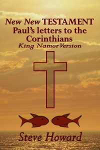 Cover New New Testament Paul's letters to the Corinthians