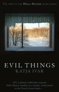 Cover Evil Things