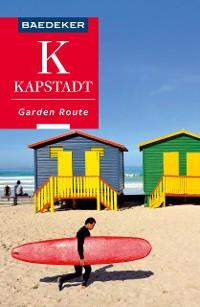 Cover Baedeker Reiseführer Kapstadt, Winelands, Garden Route