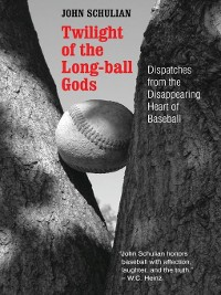 Cover Twilight of the Long-ball Gods