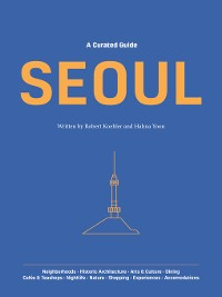 Cover A Curated Guide: SEOUL