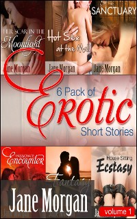 Cover Six Pack Of Erotic Short Stories Volume 1