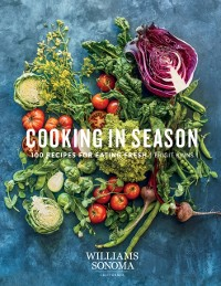 Cover Williams-Sonoma Cooking in Season