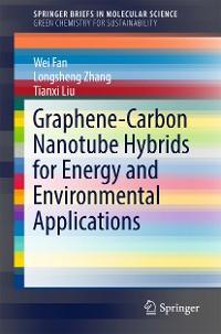 Cover Graphene-Carbon Nanotube Hybrids for Energy and Environmental Applications