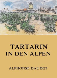 Cover Tartarin in den Alpen