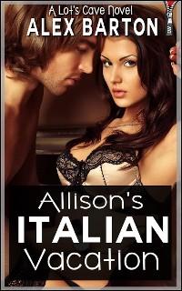 Cover Allison's Italian Vacation