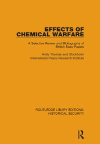 Cover Effects of Chemical Warfare