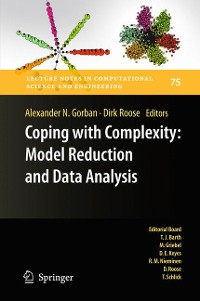 Cover Coping with Complexity: Model Reduction and Data Analysis