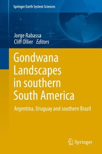 Cover Gondwana Landscapes in southern South America