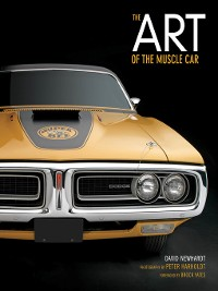 Cover The Art of the Muscle Car